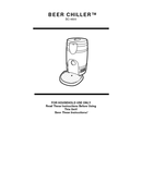 Beer Chiller BC-4600 Manuals
