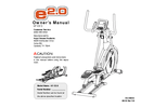 Stepper Machine E2-0 Manuals