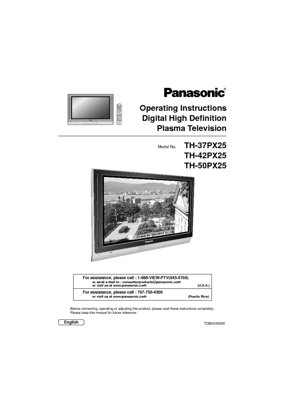 Flat Panel Television Users Guides Page 57 Futuro Intercom Wiring Diagram Th 42px25 Manuals