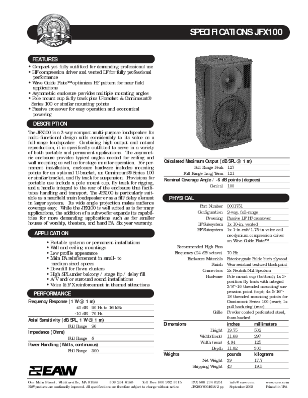Portable Speaker - Users Guides