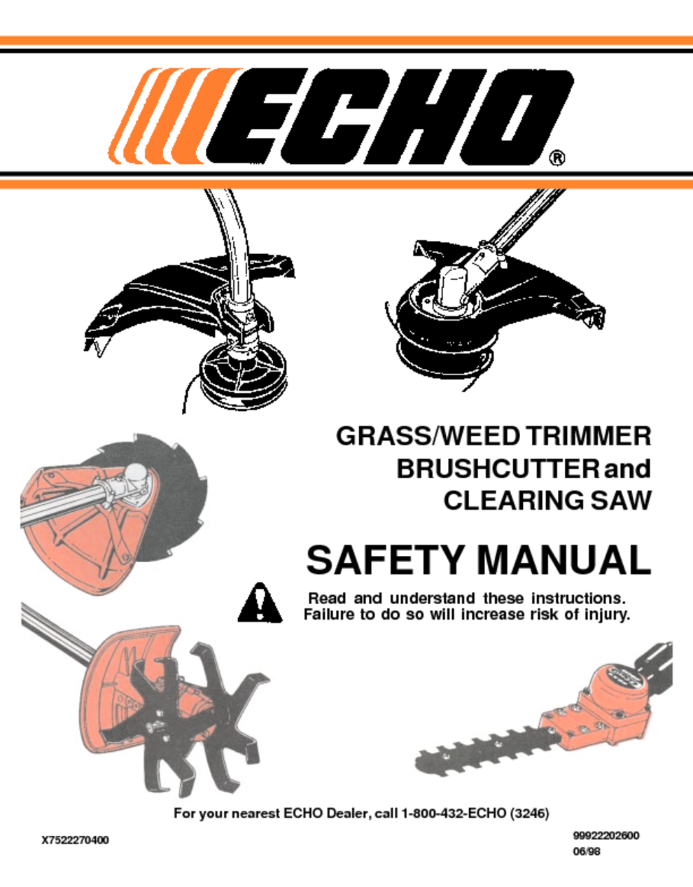 Stihl Trimmers And Brushcutters Manual Guide