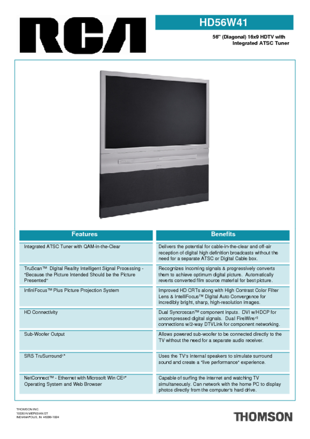 Flat Panel Television - Users Guides \