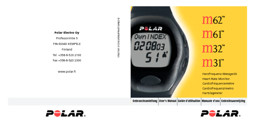heart rate monitor users guides heart rate monitor page 17 rh usersmanuals1 com